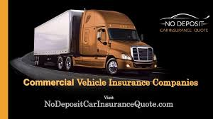 Commercial Auto Insurance Quotes Fascinating Best Commercial Vehicle Insurance Companies In United States