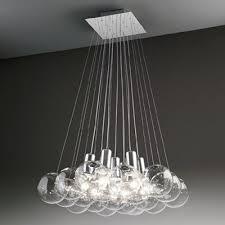 black modern chandeliers. \u201c85 Lamps\u201d Modern Chandelier By Droog Black Chandeliers