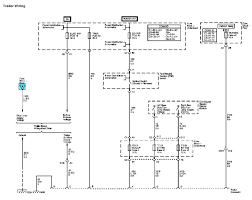 gmc trailer wiring diagram meetcolab gmc trailer wiring diagram 2009 gmc trailer wiring harness diagram blog diagram