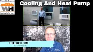 Through The Wall Heating And Cooling Units Friedrich Thru The Wall Air Conditioning Or Heat Pump Ac Units