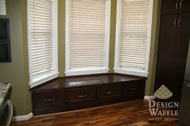 Outstanding Bay Window Bench Plans Photo Design Inspiration