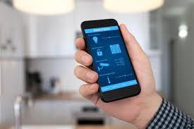smarthome app mobile phone