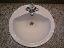 replacing a bathroom faucet and drain
