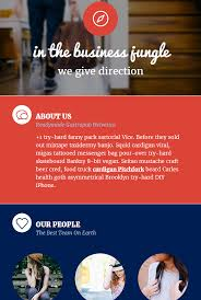 email newsletter strategy bunt corporate email newsletter template buy premium bunt