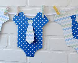 Baby Banners Template Eight Examples Of Baby Shower Themes With Free Onesie Banner Template