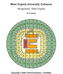 Cheap West Virginia University Coliseum Tickets