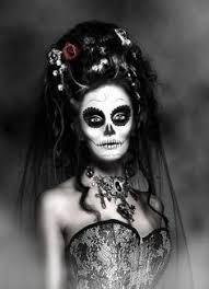 day of the dead bride costume i love it