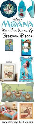 Disney Bedroom Decorations Beautiful Disney Moana Bedroom Decor For Sweet Princess Dreams