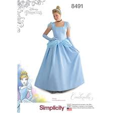 Cinderella Dress Pattern