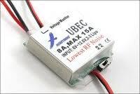 «<b>HobbyWing</b> Импульсный <b>регулятор</b> понижающий 5V/6V 8A ...
