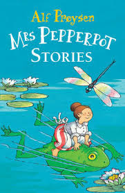 Mrs. Pepperpot Stories book cover