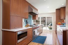 fancy ideas mid century modern kitchen cabinets 20