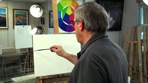 Cours De Peinture Au Couteau Technique De La Peinture Au L L