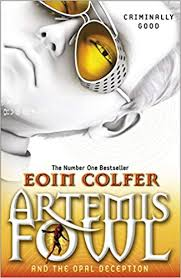 artemis fowl and the opal deception amazon co uk eoin colfer 9780141339139 books
