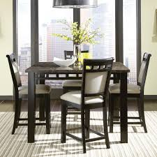 beautiful counter height table and chair sets for your modern chair design with additional 44 counter