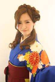 最旬成人式卒業式和装髪型ヘアスタイルギャラリー Naver まとめ