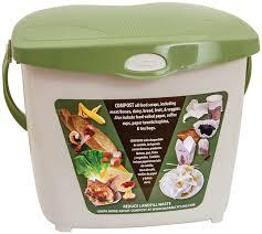 food composting pail kitchen pail tips