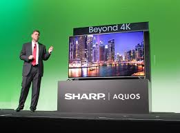 sharp 8k tv. (image source: sharp.) sharp 8k tv b