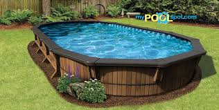 above ground pools in ground. Contemporary Ground Buried Above Ground Pool Inside Pools In R