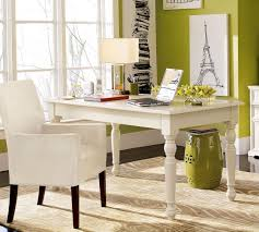 office design outlet decorating inspiration. Beautiful Decorating Used Office Desk And Modern White Stained Flat Eased Wooden With F Round  Shade Table Lamp  Intended Design Outlet Decorating Inspiration G