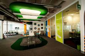 food and catering is really important for the company to give their employees so you can find a deli in middle of space where either eat google office r31 where