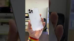 Trên Tay iPhone 12 Pro/ 12 Pro Max Silver hàng Mỹ có sóng 5G - YouTube