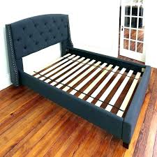 Wood Slat Bed Frame Queen King Bed Support Slats King Bed Support ...