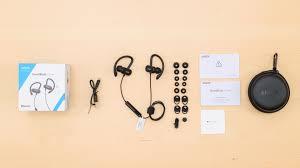Tai Nghe Bluetooth Anker SoundBuds Curve - A3263