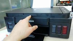 Canon Printer Bilgisayar Kurulumu Canon G3411 - YouTube
