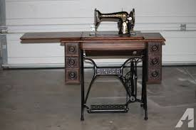 Singer Sewing Machine Cabinet For Sale