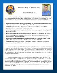mpa badgewatch summer 13 newsletter mesa police association lenders payday