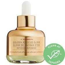 sephora inside jcpenney gift card balance inspirational golden krocus ageless saffron elixir serum korres of 17