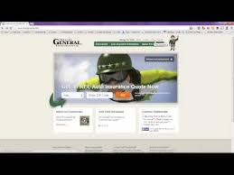 The General Insurance Quotes Interesting Auto Insurance The General Insurance Company Of America Best