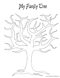 my family tree template printable family tree template generation large blank home striking