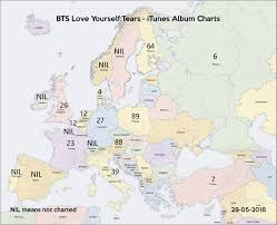 How Well Is Bts Doing In Europe A Look Into The European