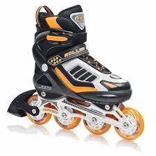 Roller Derby Boy S Tracer Adjustable Inline Skate Size Chart Roller Derby Inline Skates