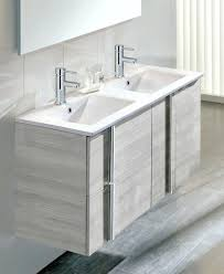 gray double sink vanity. vanities double vanity unit oak sink athena gray