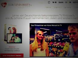 Flirt Expert      To Teach Migrants How To Pick Up German Women