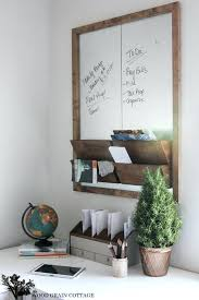 wall mounted office organizer system. Wall Organizer For Office Metal And Wood Feature From Grain Cottage Mounted System
