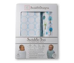 <b>Пеленка SwaddleDesigns</b> Swaddle Duo комплект 2 шт ...