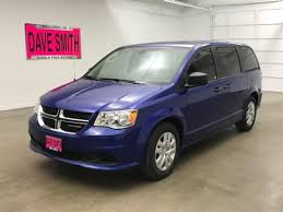 pre owned 2019 dodge grand caravan se