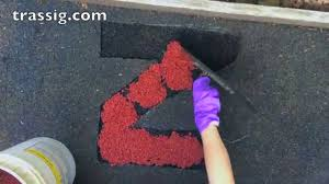 how to repair your playground rubber flooring