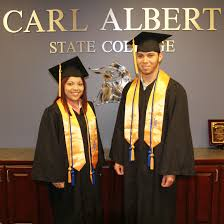 twins graduate from carl albert state college highest honors twins graduate from carl albert state college highest honors