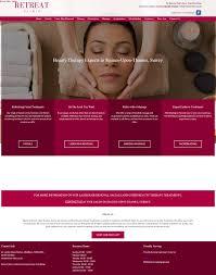 Hair Saloon Websites Hair Beauty And Spa Salon Website Design Our Clients