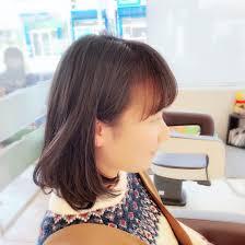 中学生の方も可愛く軽いボブを楽しみましょうakira所属akira仁川店