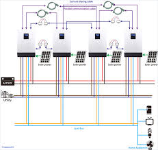 inverter wiring diagram for house and stunning at home floralfrocks connecting inverter to mains at House Wiring Diagram With Inverter