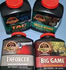 Ramshot Powders | Target Shooter Magazine