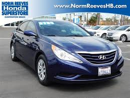 hyundai of garden grove. Location: Garden Grove, CA Hyundai Sonata GLS PZEV In Of Grove