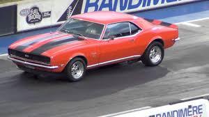 1969 Chevy Nova vs 1967 Camaro SS - Drag Race - YouTube