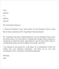 A Reference Letter Printable Reference Letter Recommendation For